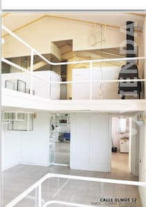 Ático con vistas espectaculares - Apartment
