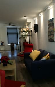 Cosy Studio + Wifi in Amsterdam Old East - Amsterdam - Appartement