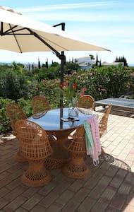 3 bedroom Country Villa With Private Pool - Quelfes - Villa
