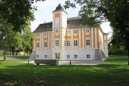 Unvergleichlicher Aufenthalt in Schloss Wasserhof - Kastély