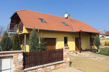 Private accommodation - Mikulov - Huis