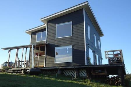 Acogedora Casa en Chiloé Rural - Ház