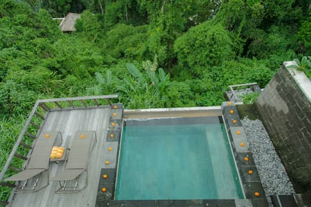 Private Pool Villa1@ Sayan Terrace - Ubud - Villa