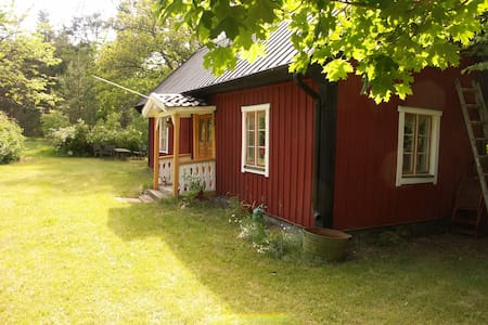 1800th century cottage in beautiful surroundings - Blockhütte