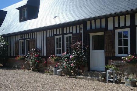 Chambres d'hôtes au cœur d'un verger normand - Guesthouse