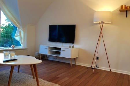 Quality in city centre w/ parking - Odense - Apartment