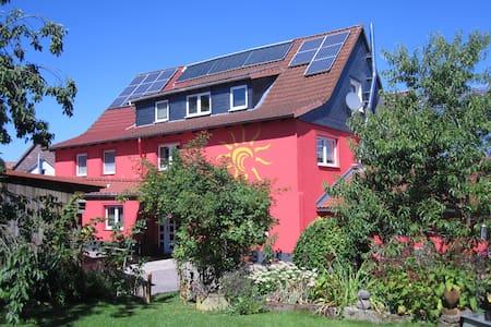 Das Sonnenhaus am Solling - Apartment