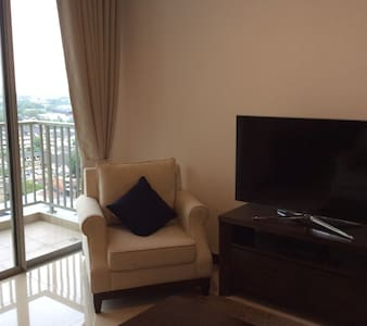 Apartment with City and Harbour view at On320 - Kondominium