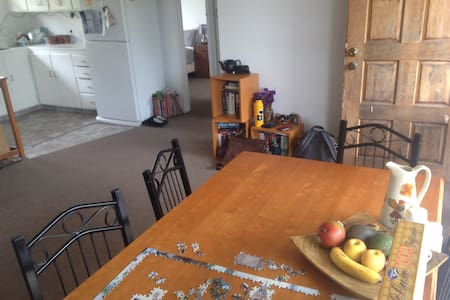 Double room - sunny, quiet, relaxed, warm - Auckland