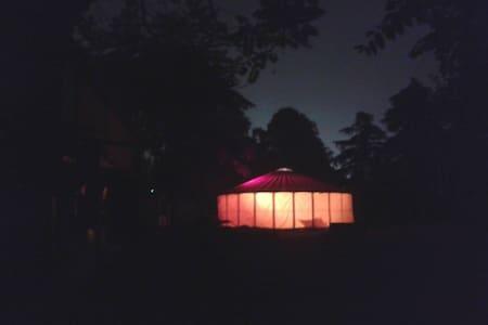 Yurt Maktub - San Lorenzo in Collina - Rundzelt