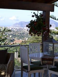 B&B Villa Ciambra Monreale Palermo - Bed & Breakfast