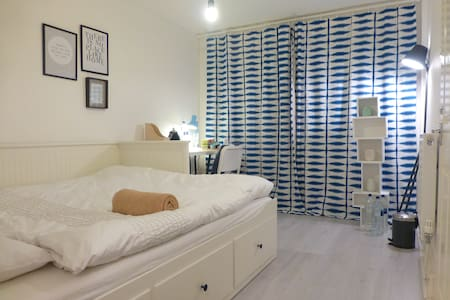 Double room+Own WC+Free Parking