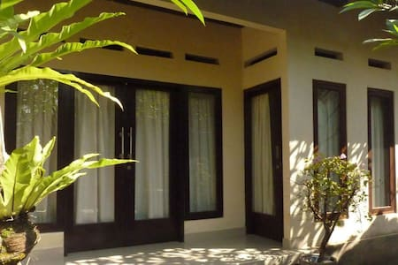 1 BR house in traditional Balinese compound - Tegallalang - House