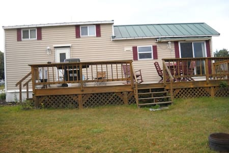 Affordable home near Sunday River - Haus