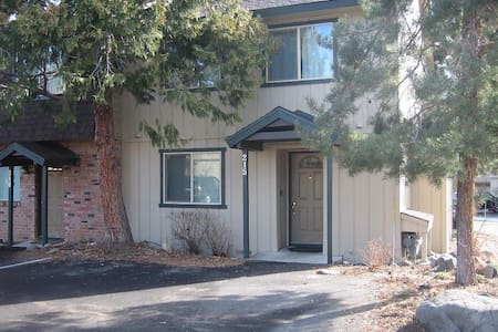 This is a remodeled beautifully decorated 4 bedroom 2 bath condo.