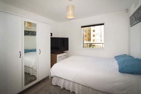 Amazing room PARKING,Balcony,Central,own bathroom - Appartement
