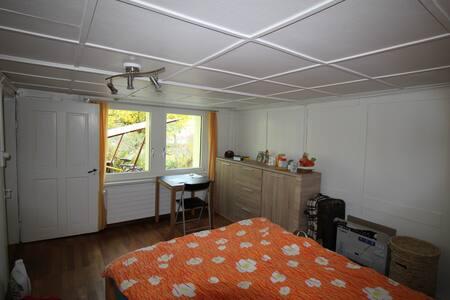 Zimmer im Parterre ruhig und zentral - Winterthur