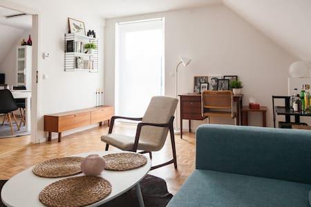 Land in Sicht! … mit Bergen & Seen - Eberndorf - Apartment