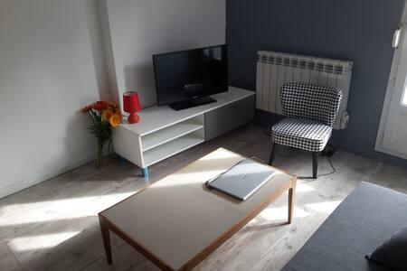 Appartement luxe calme au centre prés de la gare - Lejlighed