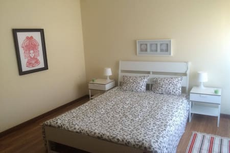 Quarto privado/Private room, double - Appartamento
