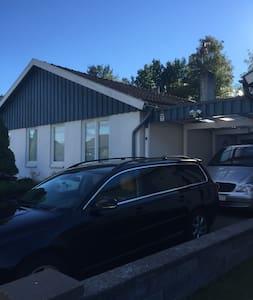 Ett mysigt rum i villa i Växjö - Casa