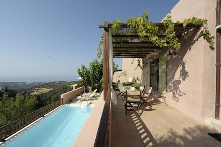 Thimonies villas-Lovely view-Rodia - Villa