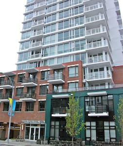Beautiful Downtown Victoria Condo