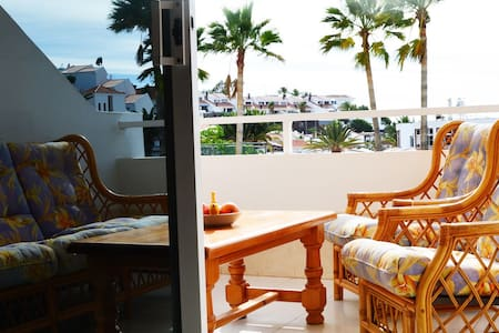 Studio San Eugenio with great ocean view - Costa Adeje - Appartement