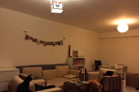 A nice & quiet share flat on Lamma island - Lamma island