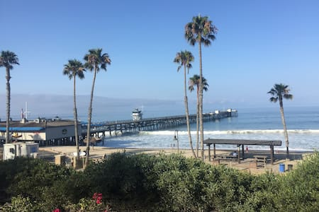 Charming Studio Near Ocean & Downtown San Clemente - San Clemente - Apartment