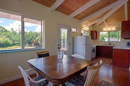 Kapoho Cottage Hideaway - Pāhoa