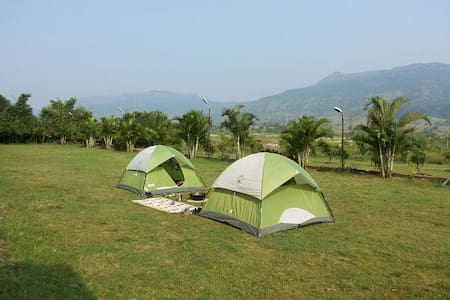 Kamshet Camping with private bunglow - Thane - Bungalow