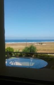 Appartement vue sur mer près d'Assilah - Wohnung