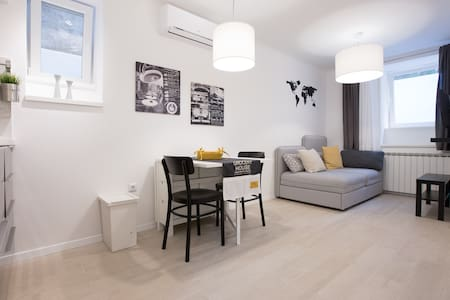 New Apartment in heart of Zagreb - Zagreb - Apartment