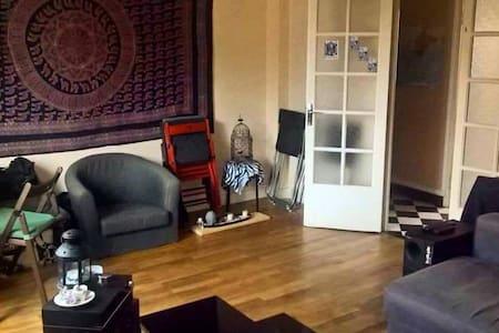 Chambre privée chez l'habitant Quartier Gare - Apartment