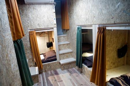 Mixed Dormitory 8 Bed - Nagano