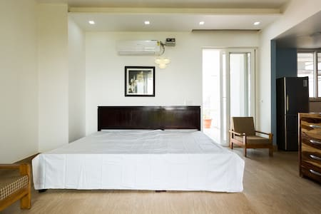 Studio Apartment with Terrace Garden - Greater Noida