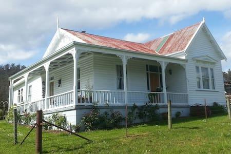 Mont-Bello stud farmhouse in Cygnet, Tasmania - Cygnet