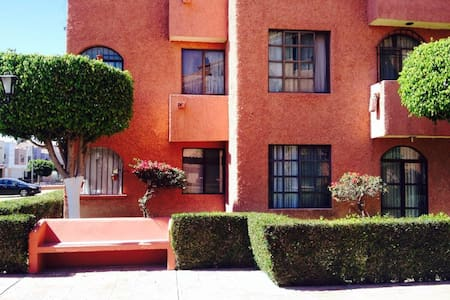 1 room for rent per day or week - Santiago de Querétaro - Apartment