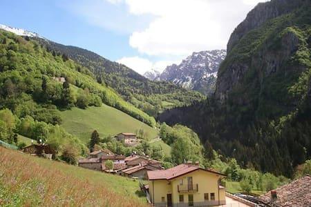 Splendida baita nella valle azzurra - Inap sarapan