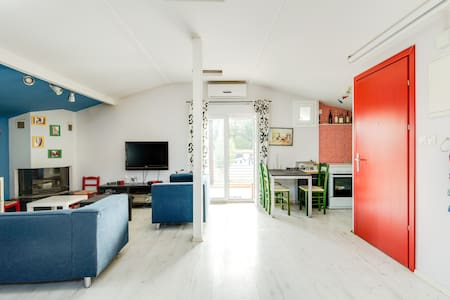 Delightful and sunny studio apartment - Hus
