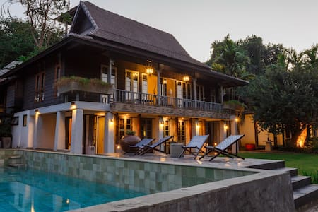 Baan Suan Residence - Chiang Mai - Bed & Breakfast