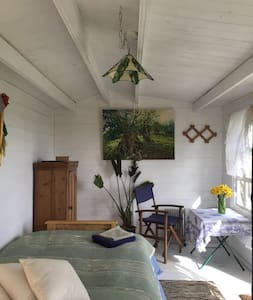Private studio in the garden - Cornwall - Bed & Breakfast