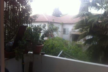 Beautiful place in Haifa - Lakás