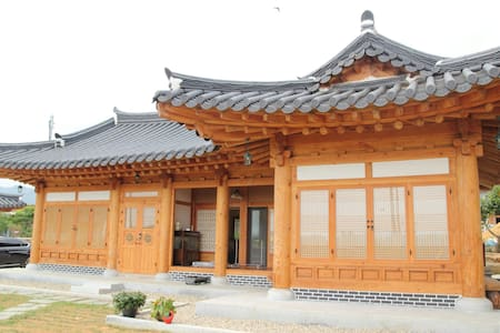 달빛사랑(1호실) - Nagan-myeon, Suncheon-si - Huis