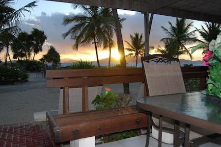 Fully Renovated 2 Adjoining Beachfront Condos - East End