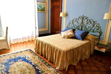 "B&B Villa Devoto "" CAMERA PITTURA"" - Rapallo - Bed & Breakfast"