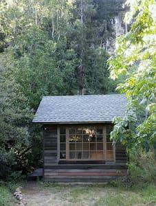 Walden, Big sur rustic cabin. - big sur - Casa
