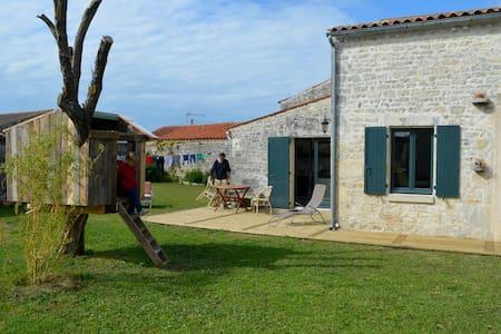 Maison de village près de la plage - Saint-Pierre-d'Oléron