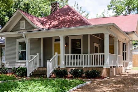 Historic East Nash Retreat, 8 mins to Downtown - Nashville - Maison